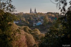 Софийский собор в географическом центре Европы и любовь к туристам: пять причин побывать в Полоцке