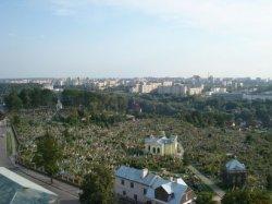 В Гродно издали карту-буклет старых кладбищ