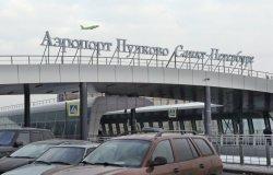 Самолет «Когалымавиа» в Пулково повредил стойку шасси. Пассажиры сняты с рейса