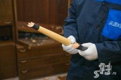 Фоторепортаж: в Гродно открылась «расфигачечная», в которой можно разгромить все, что попадется под руку