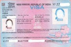 Индия продлевает действие е-визы