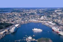 Порт Хельсинки обновил рекорд по количеству круизных туристов