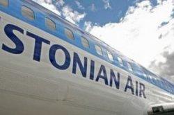 Estonian Air остановила работу