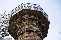 Фотофакт: В гомельском парке завершается реставрация башни обозрения