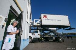 Откуда берется бортпитание в Национальном аэропорту Минск