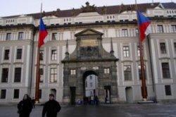 Президент Чехии позволит туристам заглянуть в свой кабинет
