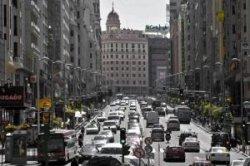В центре Мадрида вводятся новые правила парковки