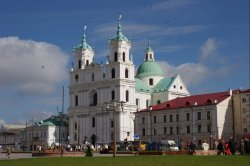 21 ноября в Гродно горожанам презентуют туристическую Беларусь