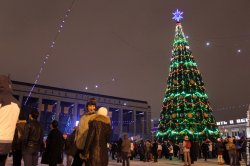 Беларусь вошла в десятку самых популярных стран для новогодних поездок россиян