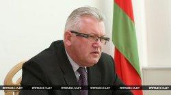 Игорь Карпенко предложил разработать меморандум между Федерацией профсоюзов Беларуси и Мингорисполкомом по организации внутреннего туризма