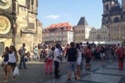 Лето-2015 года стало рекордным для Праги