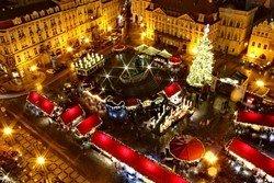 Что предложит туристам рождественская Прага (обзор)