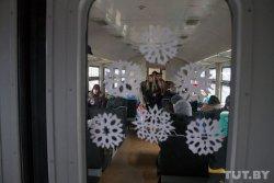 В дни рождественских и новогодних праздников пустят почти сотню дополнительных поездов