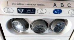 Все самолеты «Британских авиалиний» оснастят Wi-Fi