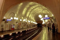 Проезд в метро Парижа два дня будет бесплатным