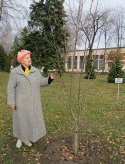 Жительница Гродно возрождает знаменитый ботанический сад Жилибера