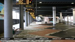 «Минсктранс» скорректировал график движения междугородных автобусов на новогодний период