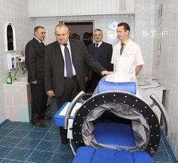 Фоторепортаж: как выглядит новый СПА-комплекс в санатории «Поречье»
