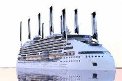 Дизайнеры создали самый экологичный круизный корабль