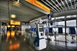 В аэропорту Амстердама завелся робот