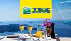 Компания Tez Tour признана «Туроператором № 1» в Беларуси!