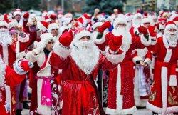 11 декабря в Могилеве высадится десант Дедов Морозов из разных стран мира