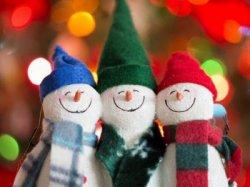Выходные: ледяная комната Деда Мороза, «Волшебный автобус» и новогодний стол по-гречески