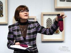 Выставка варежек из Латвии открылась в Витебске