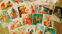 Выставка новогодних открыток проходит в краеведческом музее Ганцевичей