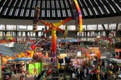 В Белграде открывается новогодняя ярмарка