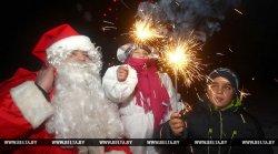 В новогоднюю ночь гулянья развернутся на 26 открытых площадках Минска