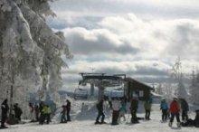 В Чехии не работает большинство горнолыжных курортов