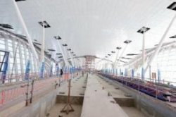 В 2017 году в Абу-Даби появится новый аэропорт