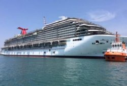 Carnival Cruise Line в 2016 году представит туристам новый лайнер