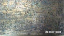 Брестская таможня передала в Национальный художественный музей медную доску для печатания гравюр ХIХ-ХХ вв.