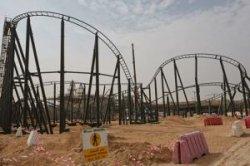 Тематические парки Дубая откроются 1 сентября следующего года