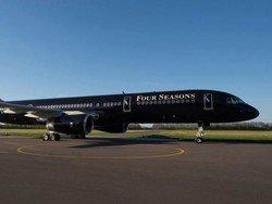 Отельная сеть Four Seasons намерена выполнять чартерные рейсы вокруг света на собственных самолетах