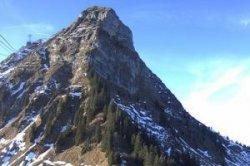 Швейцария встречает Новый год без снега