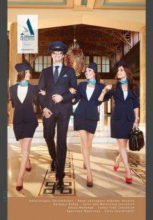 Потрясающие фотографии белорусских агентов в Aldemar Calendars. Best Travel agents