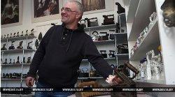 В Гродно начал работу музей утюга