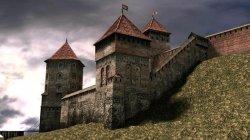 Прыгажосць па-беларуску: як мог бы выглядаць Навагрудскі замак