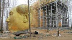 «Золотого» Мао Цзэдуна туристы так и не увидят
