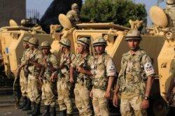 Армия взяла Хургаду под охрану