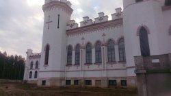 Когда завершится реставрация в Коссовском замке?