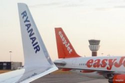 Ryanair поставила рекорд по количеству пассажиров