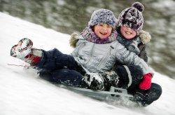 На выходных: праздник снега, день спасателя, а также попугаи, натюрморты и котики