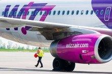 В 2015 году Wizz Air перевезла в Литве на четверть больше пассажиров