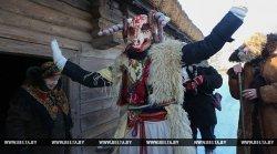 Фоторепортаж: В Строчицах отпраздновали «Шчодрык»