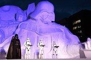 В Саппоро пройдет самый известный снежный фестиваль