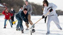 Соревнования по брумболу пройдут в Гомеле в День снега